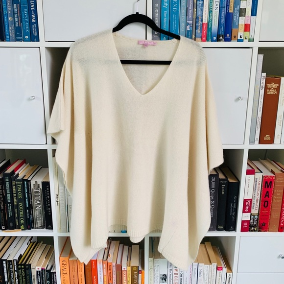 Calypso St. Barth Cashmere Oversized Sweater